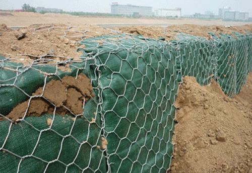 防洪石笼网